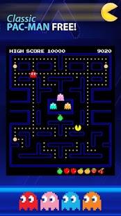 PAC-MAN +Tournaments - screenshot thumbnail
