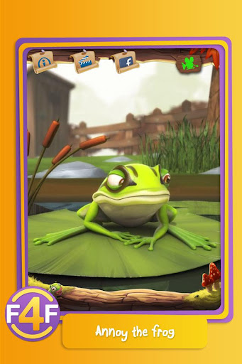 FunTouch: The Frog