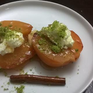 Ayva Tatlisi - Quince Dessert.