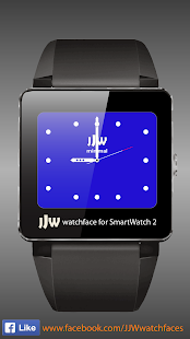 JJW Minimal Watchface 7 SW2- screenshot thumbnail