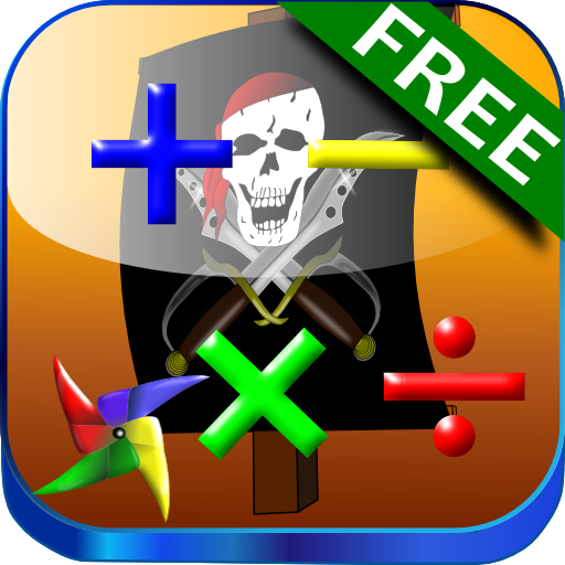 1st - 4th Grade Math Pirate 教育 App LOGO-APP開箱王