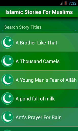 Islamic Stories: Muslims Kids