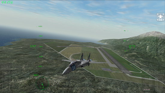 F18 Carrier Landing Lite Screenshot 3
