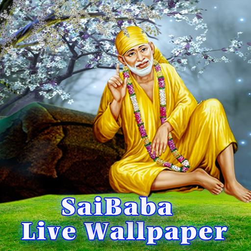 Sai Darshan Live Wallpaper