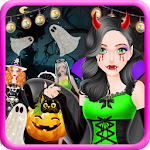 Princess halloween games 9.1 Apk