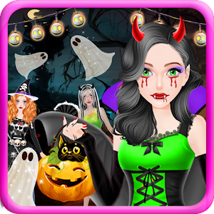 Princess halloween games for PC and MAC