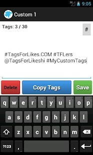 TagsForLikes - Instagram Tags - screenshot thumbnail