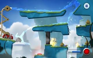 Screenshot of Sprinkle