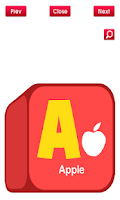 Screenshot of ABC Puzzle for Smart Kids