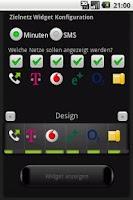 Screenshot of Zielnetz Flatrate Networkscan
