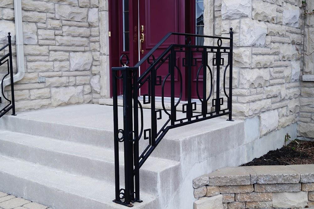rampe et balcon monteregie soudure aluminium monteregie. Black Bedroom Furniture Sets. Home Design Ideas