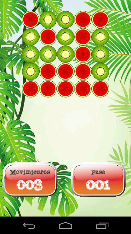 Fruiting off Party puzzle- screenshot