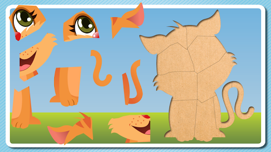 Puzzle For Toddlers - Kids Game 1, 2, 3 years old- screenshot thumbnail