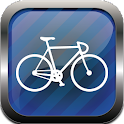 Bike Ride Tracker+ by 30 South icon