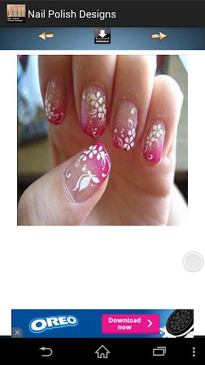 Nail Polish Designs Teenager