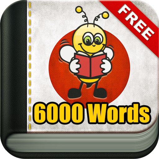 Learn Japanese - 6,000 Words