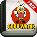 Learn Japanese - 6,000 Words icon