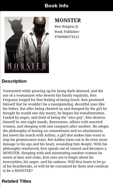 MONSTER- screenshot