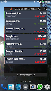 Stocks IQ - Stock Tracker - screenshot thumbnail