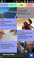 Screenshot of Commercialista e fiscalista