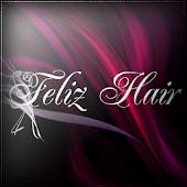 Feliz hair