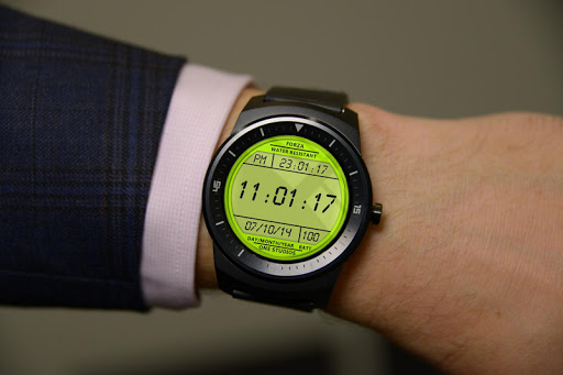 Z01 - Android Wear Watch Face