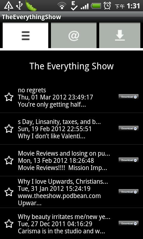 TheEverythingShow- screenshot