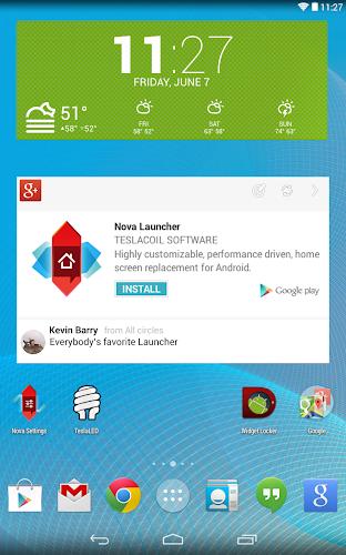 Nova Launcher Prime 3.1.1 Beta 1 APK