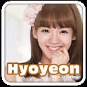 Love Hyoyeon (SNSD) logo