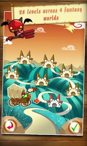 Игра Fantasy Kingdom Defense HD для планшетов на Android