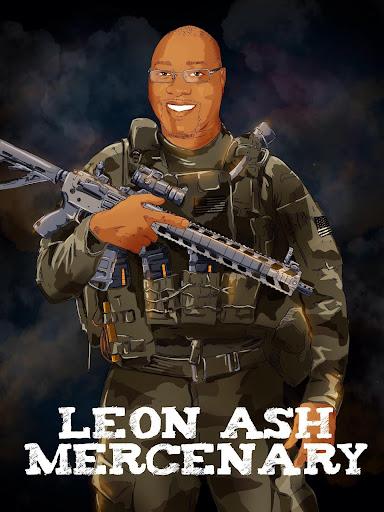 Leon Ash Mercenary
