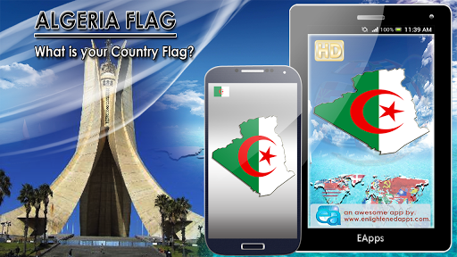 Noticon Flag: Algeria