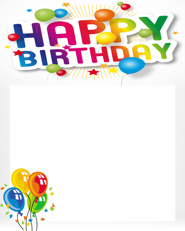 Free Happy Birthday Frame - Android Forums at AndroidCentral.com