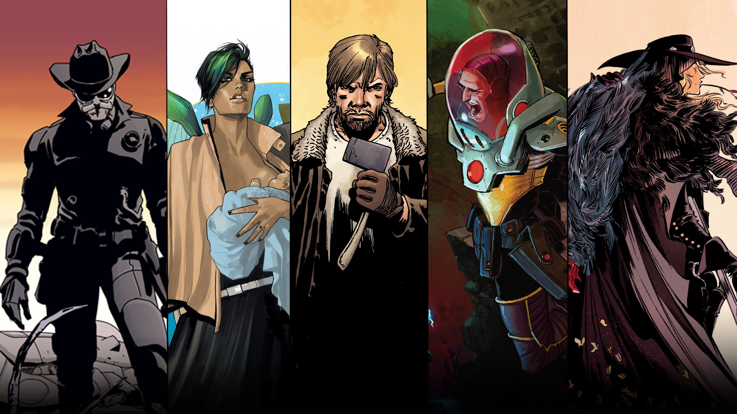 Zombies, Superheroes + More