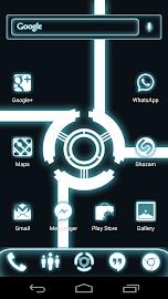 ADW Theme Glow Legacy Pro Screenshot 8