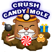 Whack A Mole: Crush Candy Mole