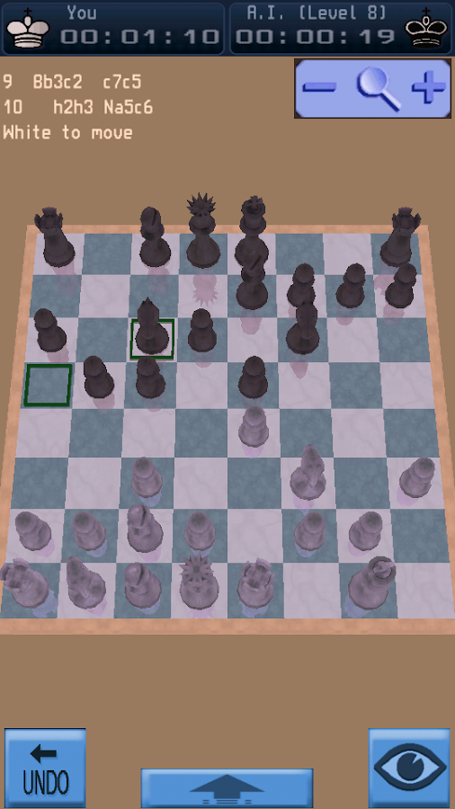 Napo Chess Lite- screenshot