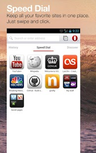 Opera browser beta Screenshot 11