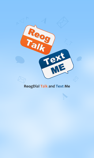 ReogDial – Free SMS and Call