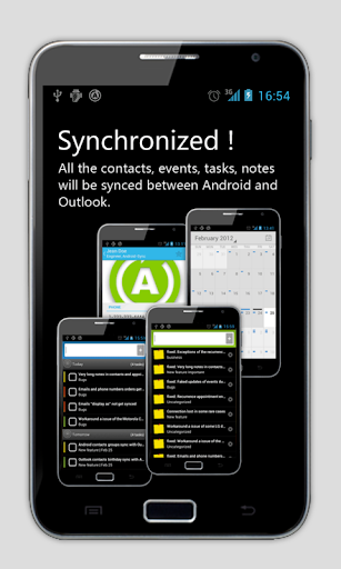Android-Sync | Sync Android with Outlook via USB