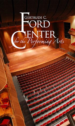 UM Gertrude C. Ford Center
