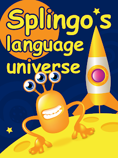 Splingo's Language Universe- screenshot thumbnail