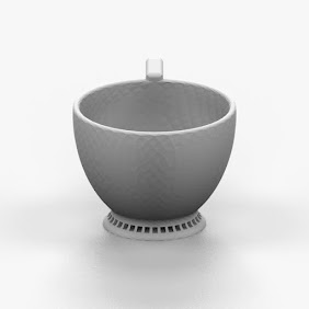 Simple Tea Cup