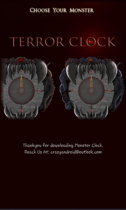Terror o'clock HD (Animated) - screenshot