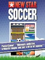 Screenshot of New Star Soccer