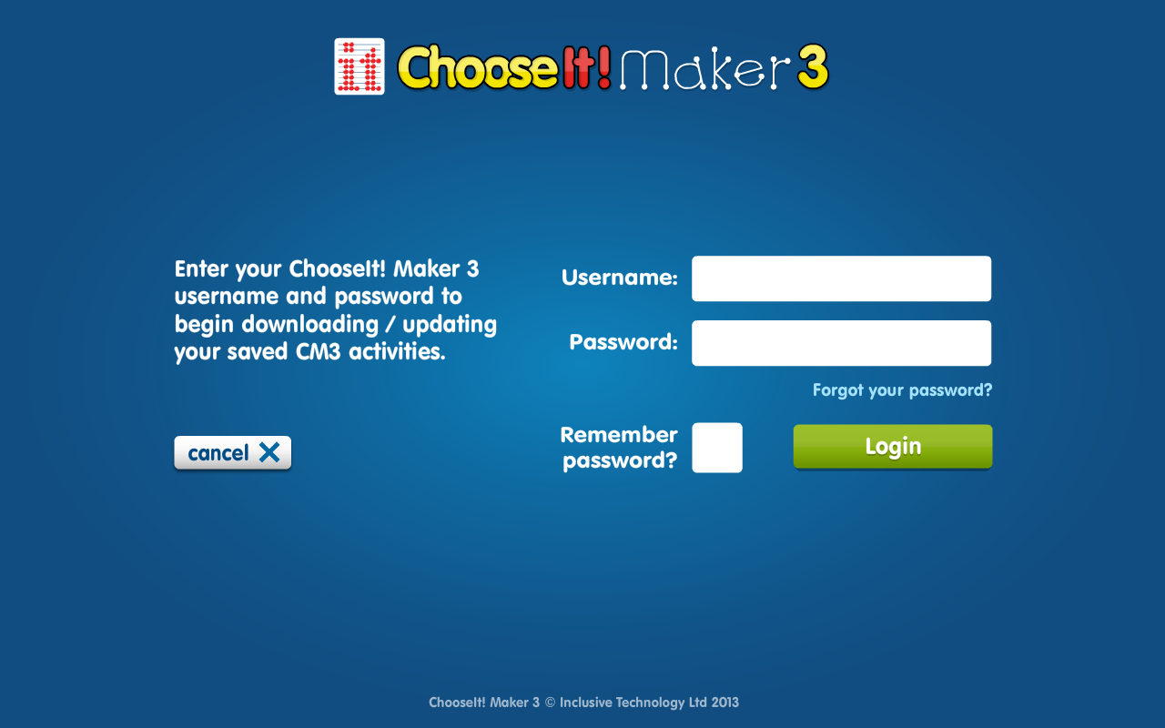 ChooseIt! Maker 3- screenshot