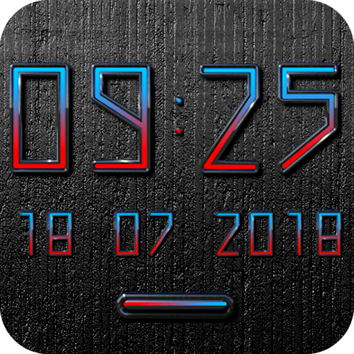 TARO Digital Clock Widget