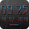 TARO Digital Clock Widget icon