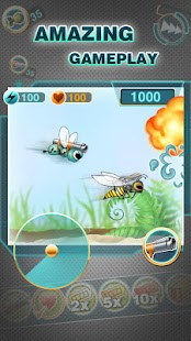 Angry Fly Adventure Free- screenshot thumbnail