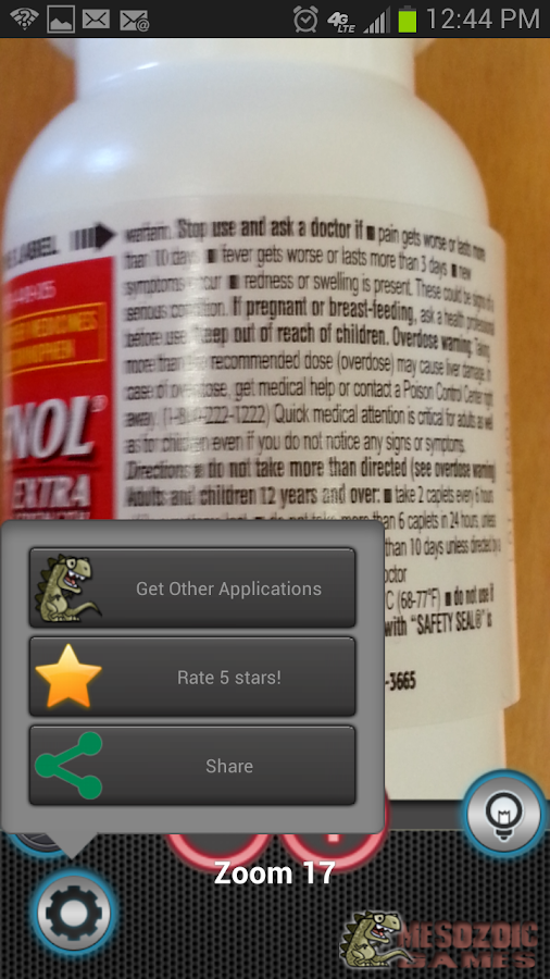Quick Magnify Free- screenshot